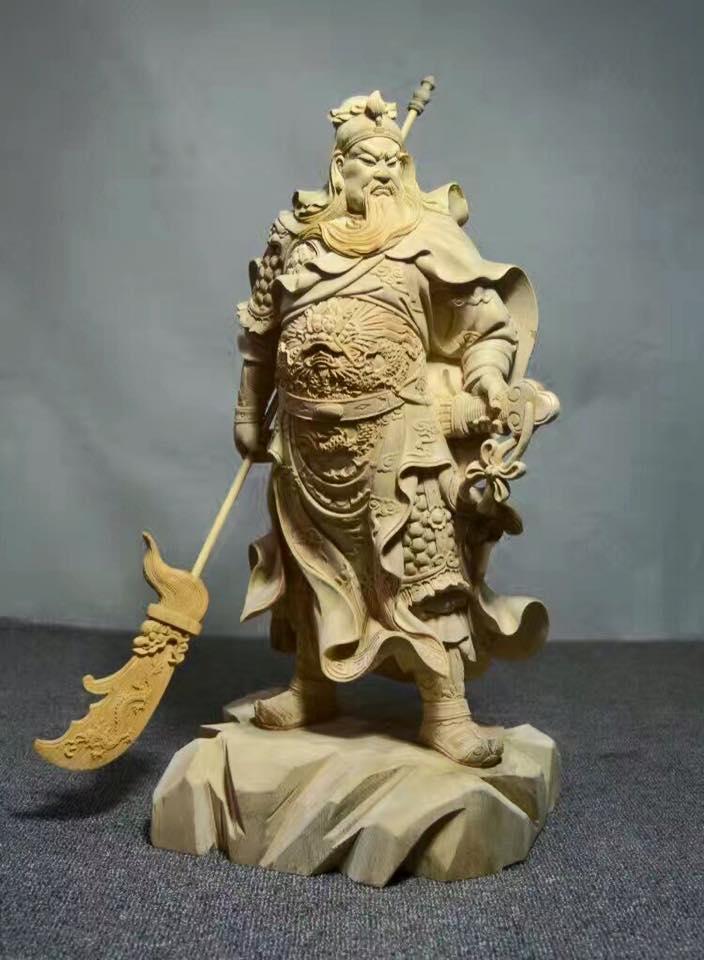 Tượng Quan Công nên đặt ở đâu mới hợp phong thủy